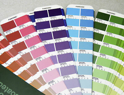 Pantone 4 Color Process Guide CMYK COATED Large Edition cc