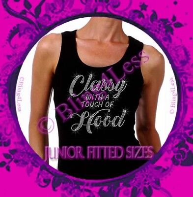 Bling 5 o/'clock Drinks Cocktails,Rhinestone T-Shirt Ripped Cut Out Long S~4X