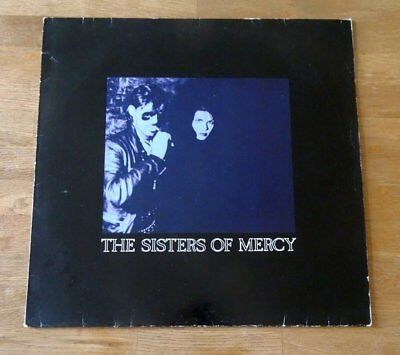 The Sisters Of Mercy Lucretia My Reflection Vinyl Single Schallplatte