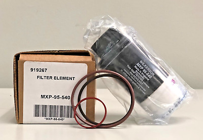 Wilkerson Filter Element MTP-95-549 (2) and MXP-95-540 (1) *LOT of 3*