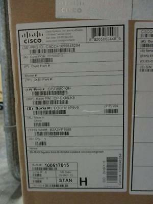 "Cisco CP-DX80-K9 23"" Video Conferencing HD Conference Display & Camera System"