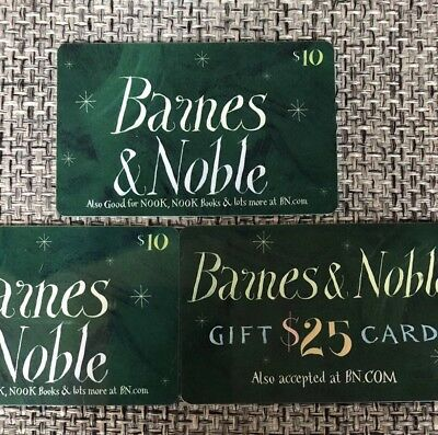 picture relating to Barnes and Noble Printable Gift Card named BARNES AND NOBLE Giftcard $39.12