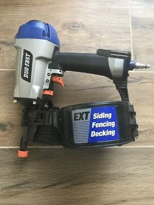 Duofast DF225C Siding Fencing And Decking Coil Nailer