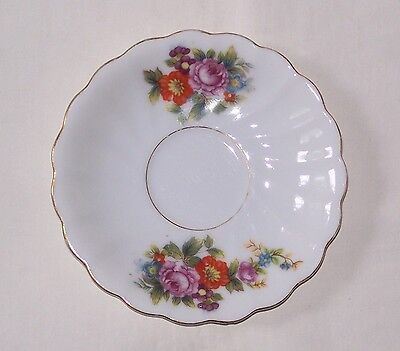 """Nice Vintage Collectible Decorative """"Made In Occupied Japan"""" 4 3/8"""" Saucer Plate"""