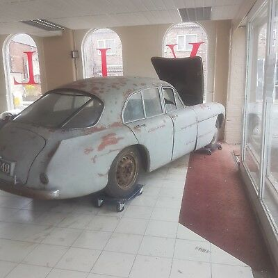 Bristol 405 for total restoration