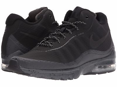07af44201c Nike Air Max Invigor Mid Running Men Shoes Black 858654-004 Size 9.5 New