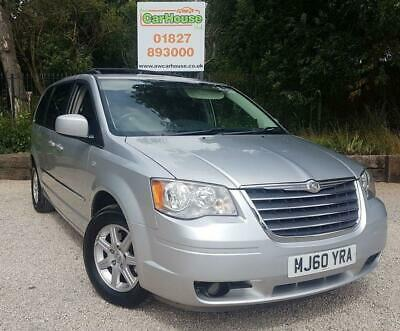 2011 60 Chrysler Grand Voyager 2.8 Crd Touring 5Dr Auto  Diesel