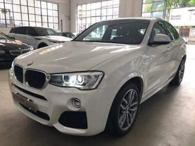 Bmw x4 20d msport xdrive