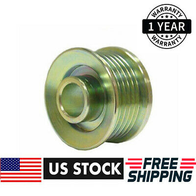 87-93 Ford 3G Alternator Overdrive Pulley 94-95 6G Mustang Increase Amps at idle