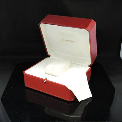 Jewelry & Watches Watches, Parts & Accessories Cartier Watch Box Case 100%authentic Fz1317 Km1
