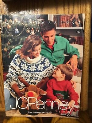 JCPenney 1992 Christmas Catalog 547 Pages Of Fun