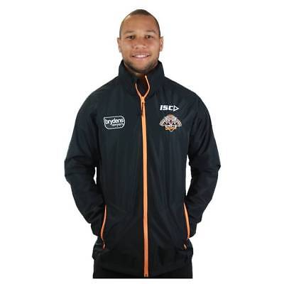 Wests Tigers 2018 NRL Wet Weather Jacket Sizes S-5XL BNWT