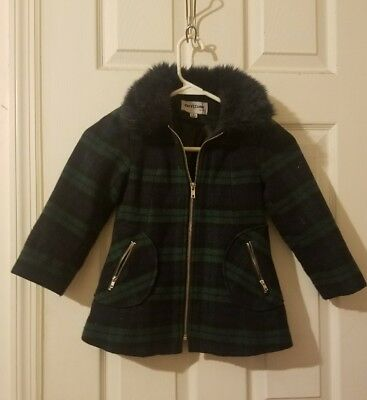 coffee shop kids jacket size 4