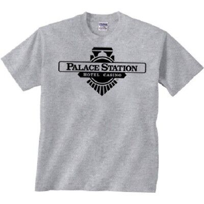 Lot Of 3 Palace Station T-Shirts (Size L)