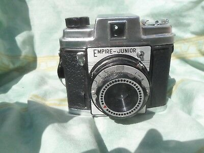 Empire Junior camera, model 981, rarely seen collectors item, early Hong Kong