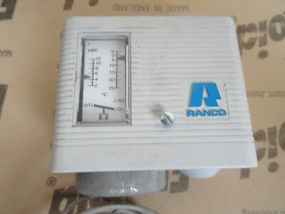 RANCO -5/+25C Thermostat