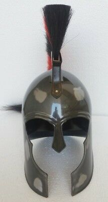 Collectibles Medieval Troy Helmet Greek Armor Spartan Costume Replica Gift Item