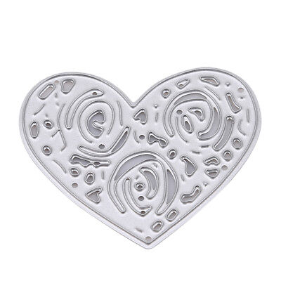Metal Cutting Dies Stencil For DIY Scrapbooking Photo Album Paper Card Gift N7