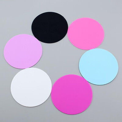 Nail Art Silicone Mixing Palette Mat Foldable Stamping Pad Painting Tools one