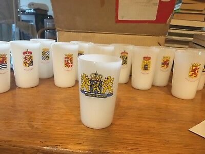 Dutch Collectible Glasses