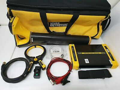 VIVAX METROTECH vLocPro2 Locator VX204-1, VX205-2, Pipe, Cable, Marker, 5W