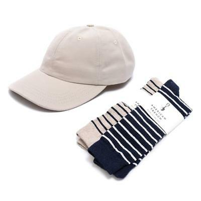 New American Trench Mens Clearance Cap & Sock Bundle