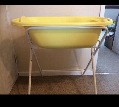 BABY BATH STAND - £10.00 | PicClick UK