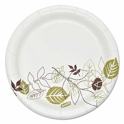 "Dixie Ultra Pathways Soak Proof Shield Heavyweight Paper Plates 5 7/8"" dia 125"