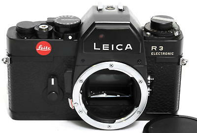Leica R3 Electronic 35mm SLR camera body black
