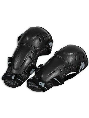 UFO Black Logo Pair of MX Elbow Guard