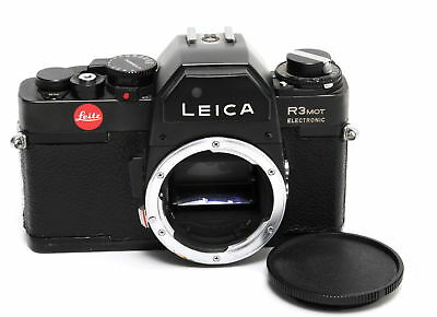 Leica R3 MOT Electronic camera body black 35mm SLR