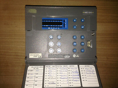 METASYS Johnson Controls DX-9100-8454 mit Sockel