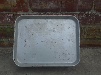 Vintage TraCo Aluminum Drive-In Restaurant Car Hop Food Serving Car Window Tray