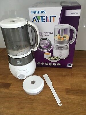 Philips avent food maker 4in1