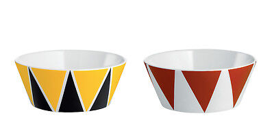 Alessi  Linea Circus - Set 2 Coppette In Porcellana  -  *sconto*