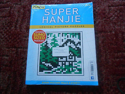 Puzzler Super Hanjie picture puzzle book - ISSUE No 97 2017