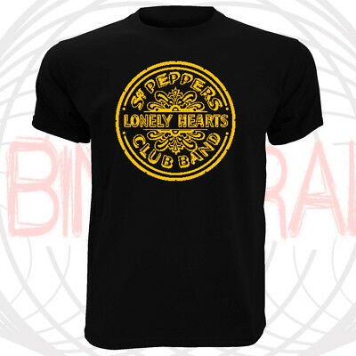 Camiseta The Beatles Sergeant Peppers Lonely Hearts Club Band