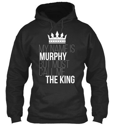 d54daf86daaa4 Custom-made Murphy Most Call Me The King Sweat à Sweat à Capuche Confortable
