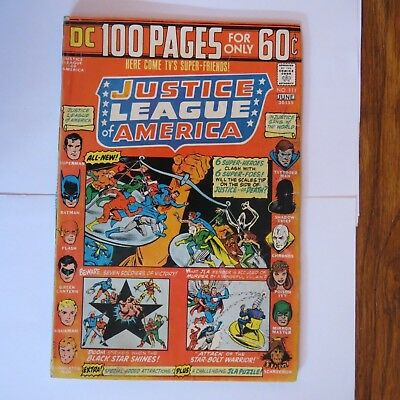 Justice League of America (1960 1st Series) #111
