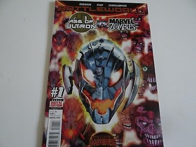 Age of Ultron vs MArvel Zombies #1 Marvel Comics 2015