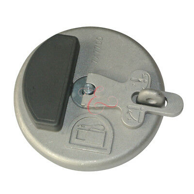 Locking Fuel Tank Cap to CATERPILLAR Cat 7X7700 Dozer Loader Excavator Padlock