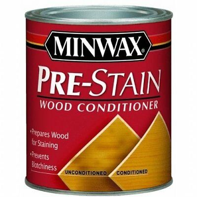Minwax Pre-Stain Wood Conditioner Half Pint