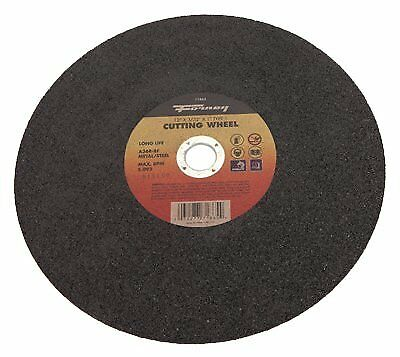 Forney Industries 71865 Type 1 Cutting Wheel - 12 x 0.09 x 1 in.