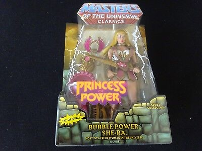 *Bubble Power* She-Ra* Masters of the Universe Classics 2nd Edition 2011 rar