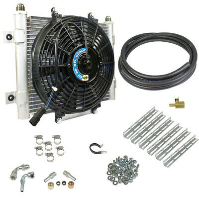 BD Diesel Xtrude Trans Oil Cooler for 2001-2018 Duramax with Allison 1000 Trans