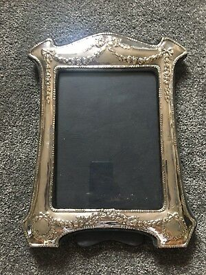 Large Antique Picture Frame (hallmarked)