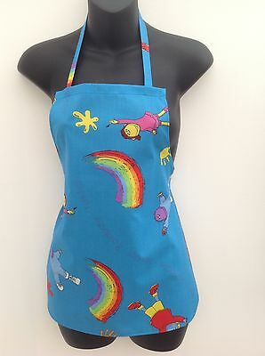 Childrens Apron Tweenies Only £4.35 + Free Uk P&p Ideal Gift New
