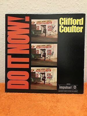 Clifford Coulter – Do It Now, Worry 'Bout It Later, IMPULSE! RECORDS, AS-9216