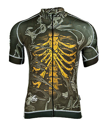 MIMO DESIGN DARK CHEST Men s Cycling Jersey Bike Top Bicycle Shirt ... ef8b6570f