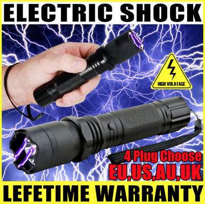 Linterna defensa personal Taser flashlight personal defense